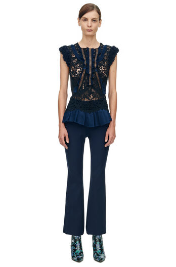 Flare Suiting Pant