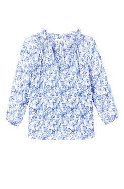 Aimee Floral Top