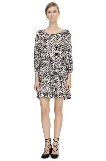 Potpourri Paisley Print Dress
