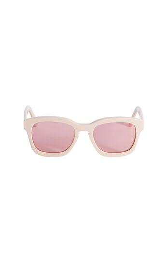 Sunday Somewhere CSA Rose Gold Square Sunglasses