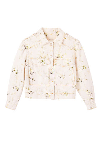 Firefly Floral Jacket