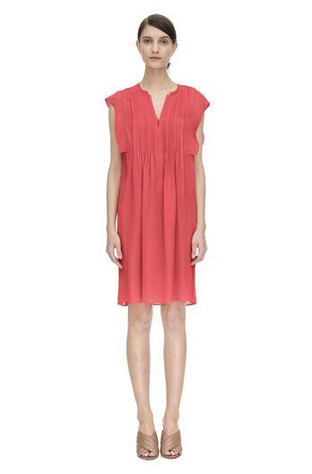 Sleeveless Double Georgette Dress