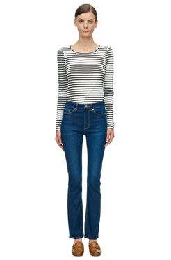 La Vie Clemence Denim Jean - Ink Wash
