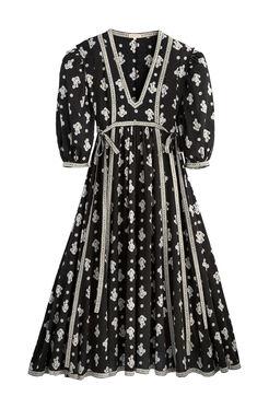 La Vie Blanche Fleur Dress