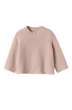 La Vie Mockneck Swing Sweater