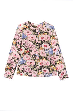 Long Sleeve Lavinia Rose Top