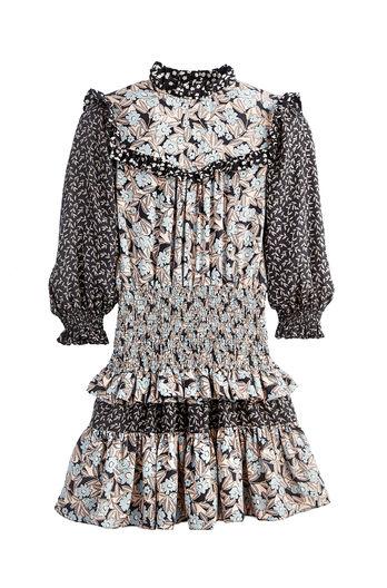 Bijou Patchwork Dress