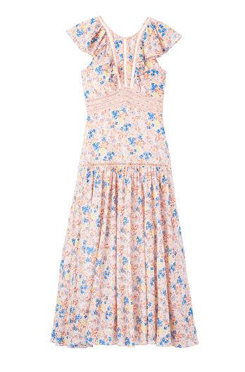 Gigi Fleur Midi Dress