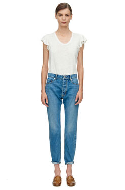 La Vie Beatrice Denim Jeans - Saltwater Wash