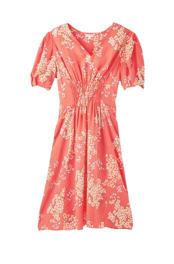 Phlox V-Neck Dress