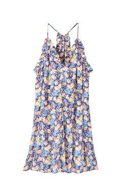 Gigi Fleur Slip Dress