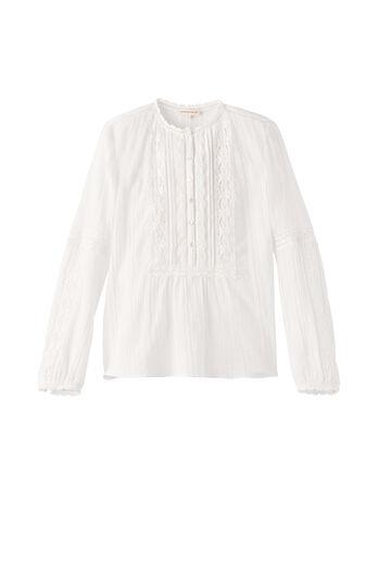Cotton Gauze Top
