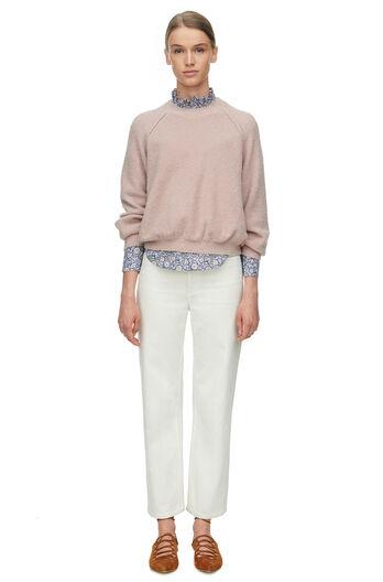 La Vie Boucle Stretch Pullover