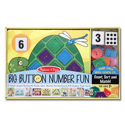 Big Button Number Fun