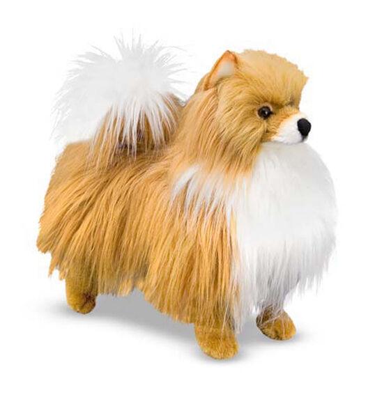 pomeranian dog giant stuffed animal. Black Bedroom Furniture Sets. Home Design Ideas