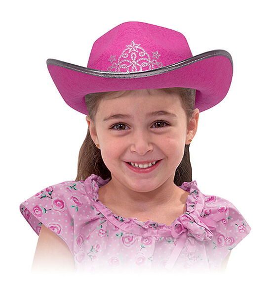 Terrific Toppers! Dress-Up Hats Role Play Set