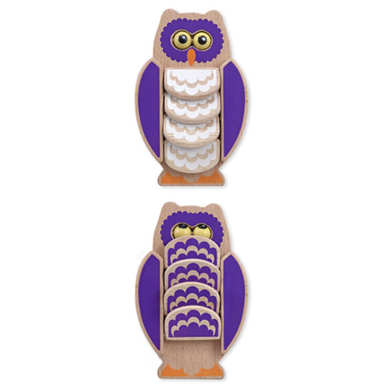 Flapping Owl Baby & Toddler Toy