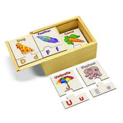 Alphabet Puzzle Cards