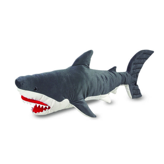 Shark Plush Toys : Shark giant stuffed animal