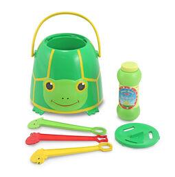 Tootle Turtle Bubble Bucket