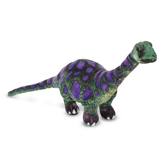 Apatosaurus Giant Stuffed Animal - Dinosaur