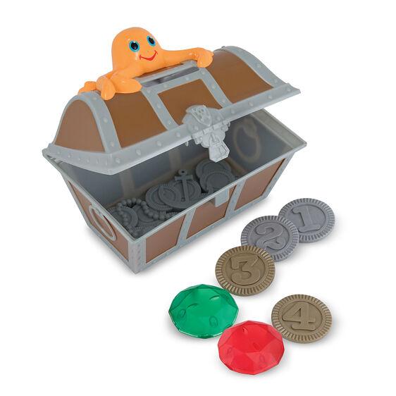 Maritime Mates Undersea Treasure Hunt Pool Toy
