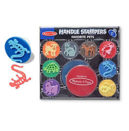 Favorite Pets Handle Stampers