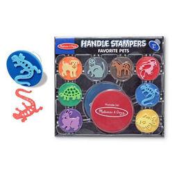 Favorite Pets Handle Stampers
