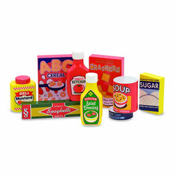 Pantry Food Set - Wooden Play Food