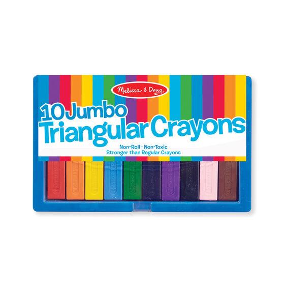 Jumbo Triangular Crayons