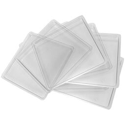 Scratch Art Mixing Trays (set of 10)