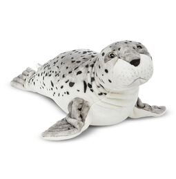 Seal Lifelike Stuffed Animal