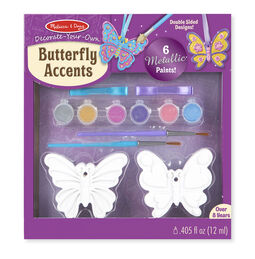Decorate-Your-Own Butterfly Accents