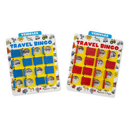 Flip to Win Travel Bingo Travel Game