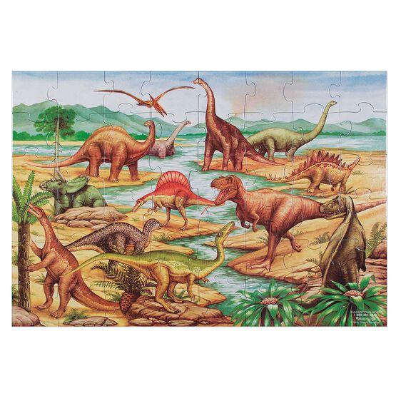 Dinosaurs Floor Puzzle - 48 Pieces