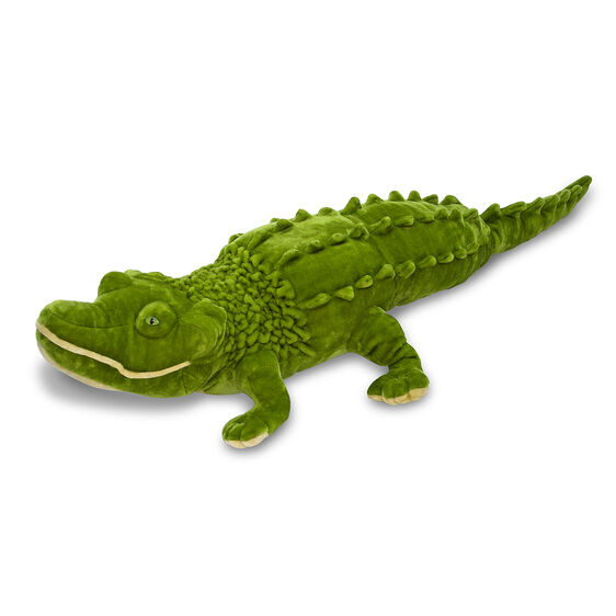 Alligator Giant Stuffed Animal