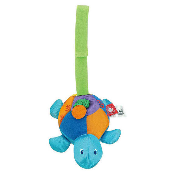 Wiggly Turtle Baby Toy
