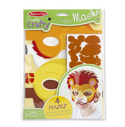 Simply Crafty - Safari Masks