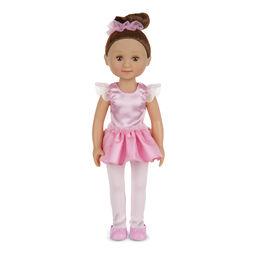 "Mine to Love - Victoria 14"" Ballerina Doll"