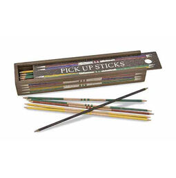 Vintage-Look Pick-Up Sticks Set