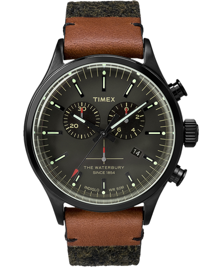 The Waterbury Chronograph  large