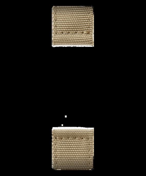 Tan Nylon 2-piece Strap  large