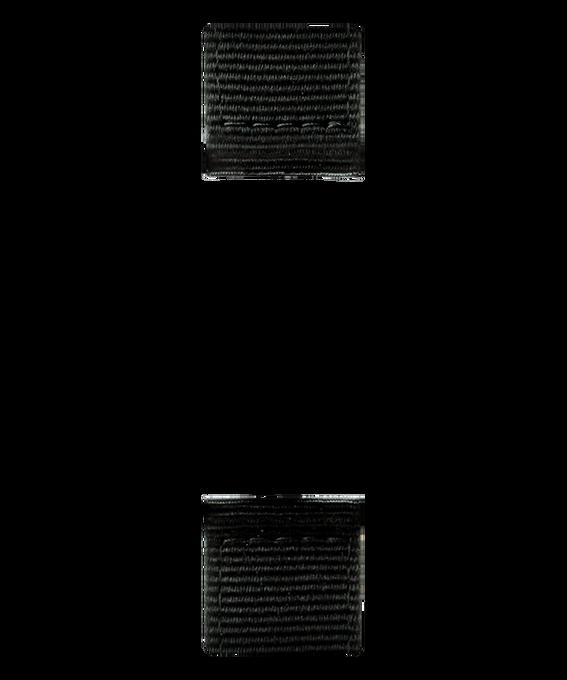 Black Nylon 2-piece Strap  large