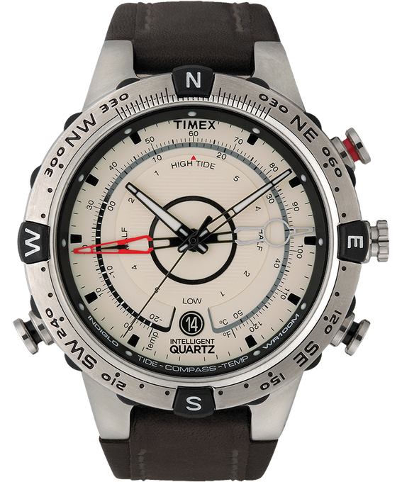 Intelligent Quartz® Tide Temp Compass  large