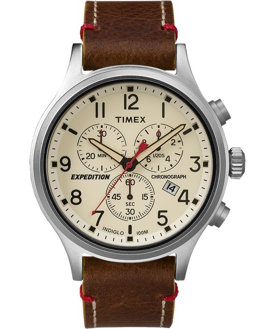 expedition watches timex expedition® scout chrono