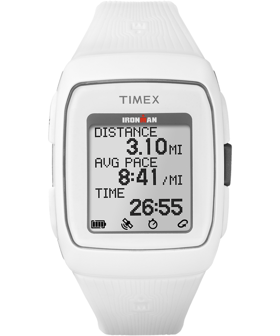 TIMEX IRONMAN GPS WHITE/WHITE  large
