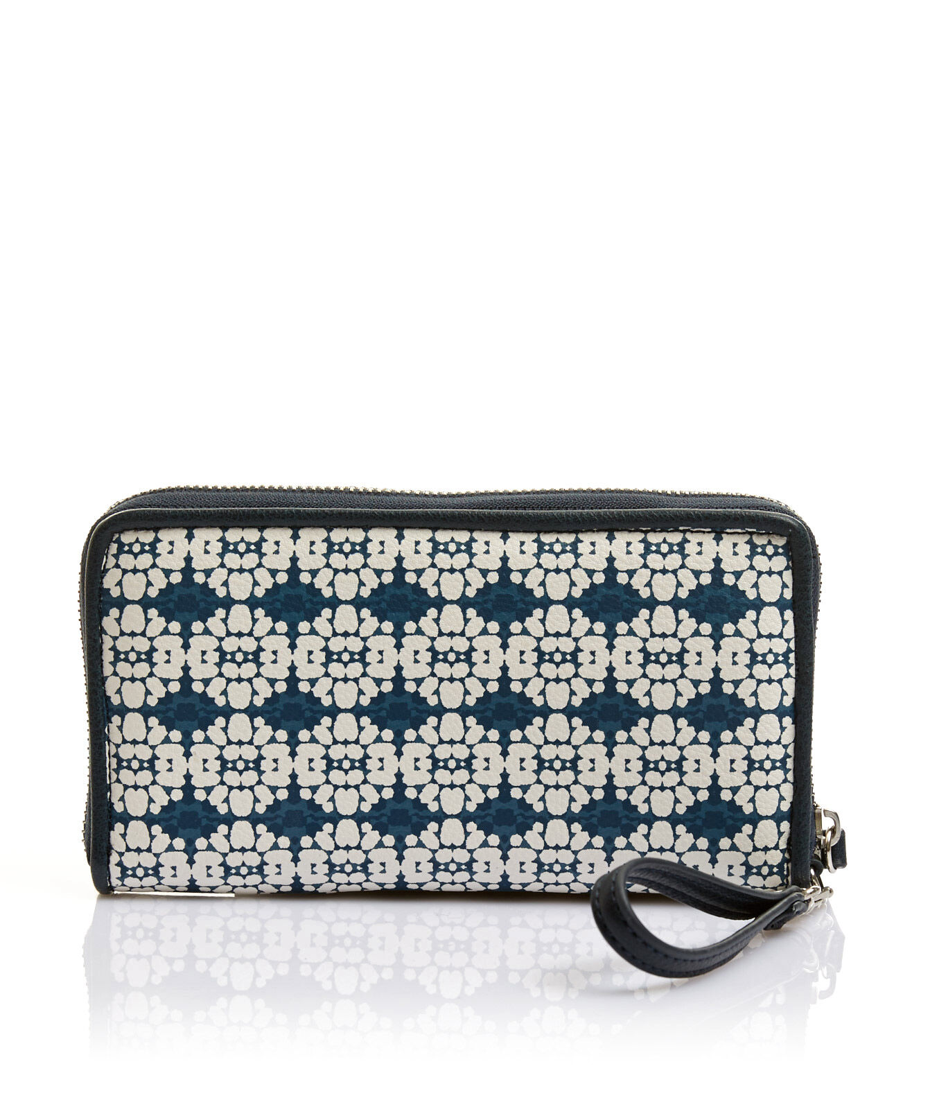 NEW-JAG-WOMENS-PRINTED-ZIP-AROUND-WALLET-Wallets