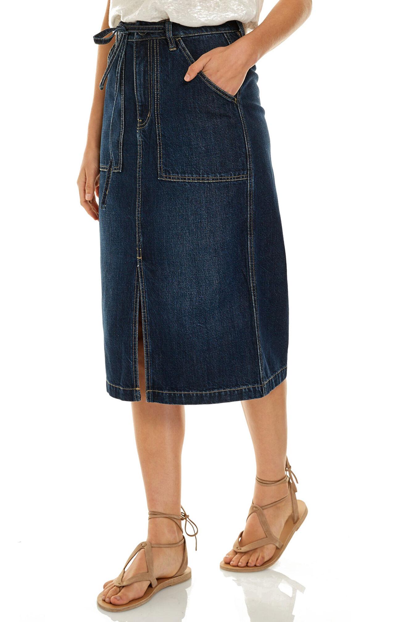 new jag womens easton denim skirt skirts