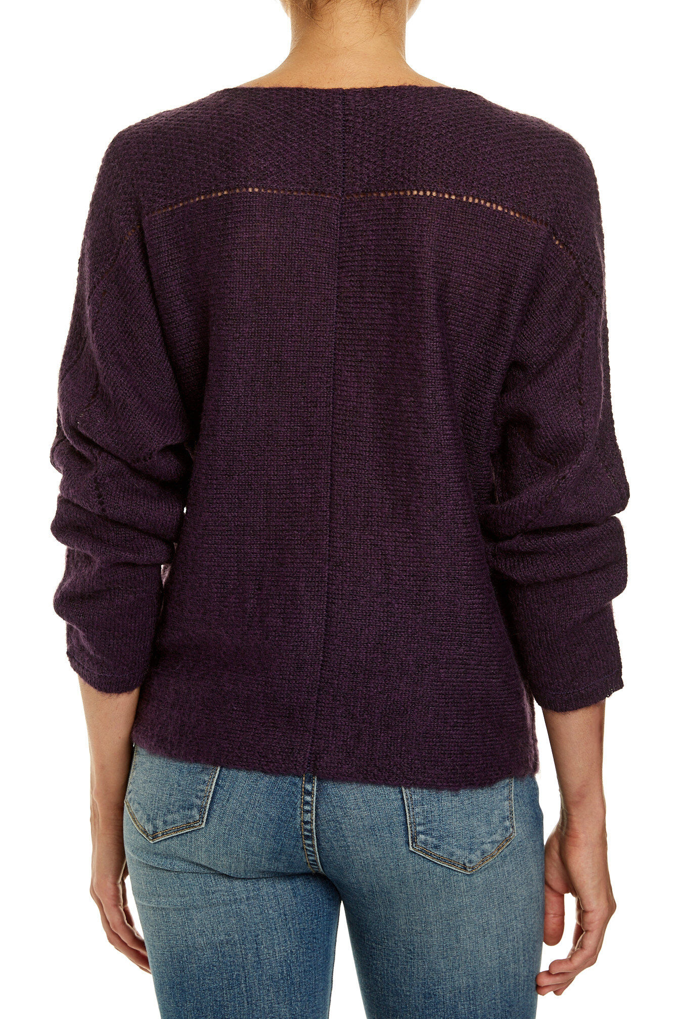 NEW-JAG-WOMENS-MOHAIR-DOLMAN-KNIT-Jumpers-Cardigans