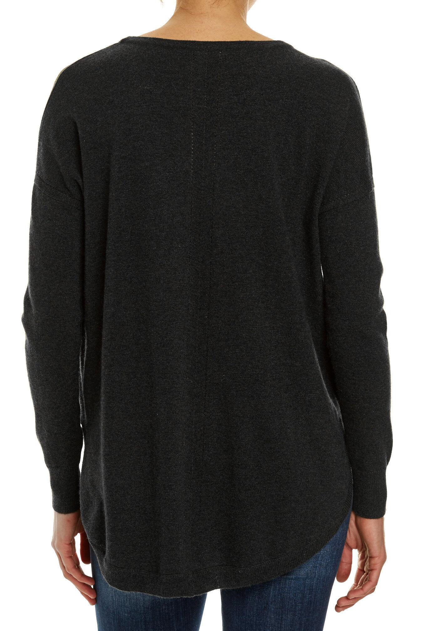 NEW-JAG-WOMENS-Curved-Hem-Knit-Jumpers-Cardigans